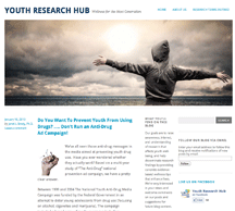 Youth Research Hub